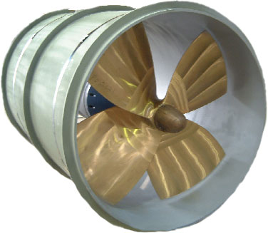 Tunnel Thruster, Bow Thruster