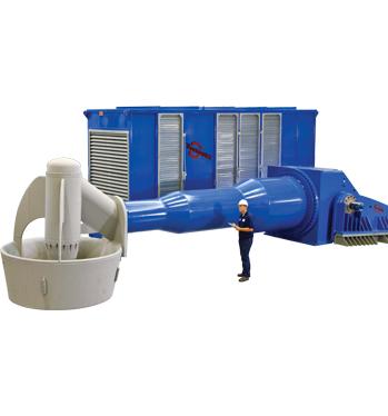 Modular Hydraulic Outboard Propulsion Units - Thrustmaster