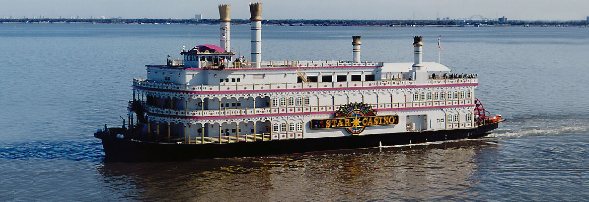 Texas nugget gambling ship