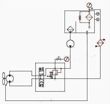 basic hydraulic system schematic diagram basic wiring diagram free